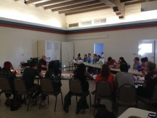 Learning and training for humanitarian aid with No More Deaths in Tucson, AZ