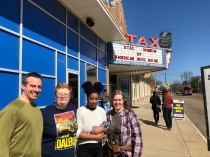 Visiting the site of STAX studio and label, now the STAX museum of American Soul Music